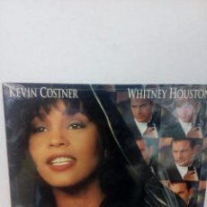 Discos de vinilo: LP EL GUARDAESPALDAS / THE BODYGUARD - WHITNEY HOUSTON. Lote 163381290