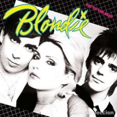 Discos de vinilo: LP BLONDIE EAT TO THE BEAT VINILO NEW WAVENUEVO PRECINTADO. Lote 163386622