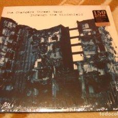 Discos de vinilo: CHARGERS STREET GANG LP THROUGH THE WINDSHIELD ORIGINAL USA 2003 + FUNDA. Lote 163389066