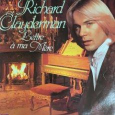 Discos de vinilo: RICHARD CLAYDERMAN ?– LETTRE À MA MÈRE SELLO: DELPHINE ?– 700 040 FORMATO: VINYL, LP, ALBUM . Lote 163406034