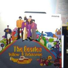 Discos de vinilo: LP THE BEATLES : YELLOW SUBMARINE ( EDICION MONO, JAPON ) COMPLETAMENTE NUEVO. Lote 163413202