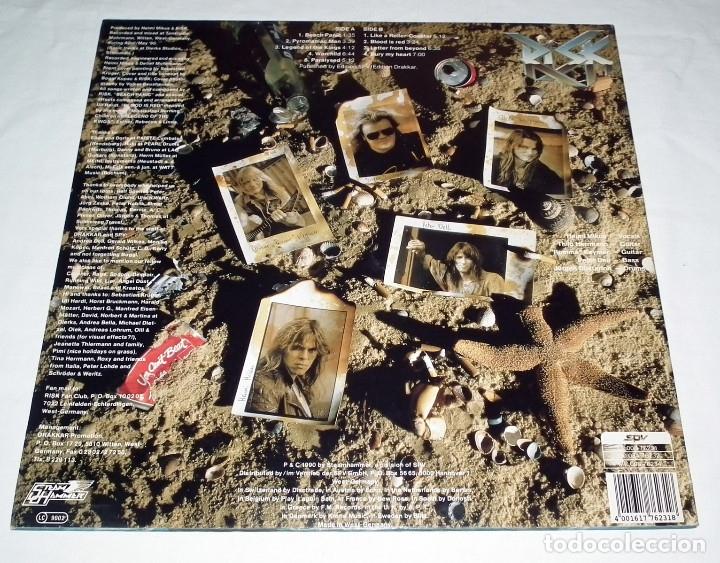 Discos de vinilo: LP RISK - DIRTY SURFACES - Foto 2 - 161700018