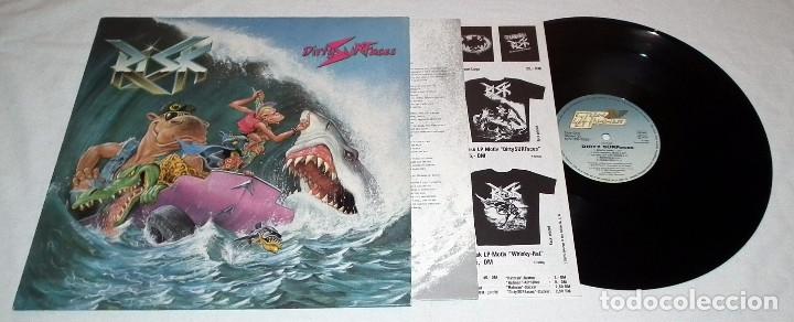 Discos de vinilo: LP RISK - DIRTY SURFACES - Foto 3 - 161700018