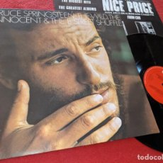 Discos de vinilo: BRUCE SPRINGSTEEN THE WILD, THE INNOCENT AND THE STREET SHUFFLE LP CBS HOLLAND HOLAND. Lote 163417770
