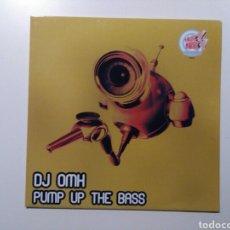 Discos de vinilo - DJ Omh - Pump Up The Bass - 163423388