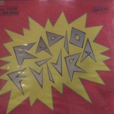 Discos de vinilo: RADIO FUTURA.LP. Lote 163448829