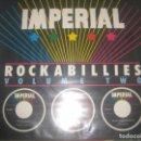Discos de vinilo: IMPERIAL ROCKABILLIES; VOL, TWO( 1950S1981) EDITADO FRANCIA EXCELENTE ESTADO. Lote 163473226