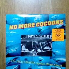 Discos de vinilo: JELLO BIAFRA - NO MORE COCOONS, (SPOKEN WORD ALBUM), ALTERNATIVE TENTACLES, 1987. ENGLAND.. Lote 163483730