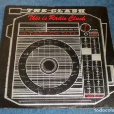 Discos de vinilo: THE CLASH (THIS IS RADIO CLASH). Lote 163486050