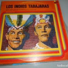 Discos de vinilo: LP 1977 - LOS INDIOS TABAJARAS - MARÍA ELENA + OTRAS. Lote 163486650