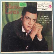 Discos de vinilo: MARIO LANZA - AVE MARIA - RCA VICTOR - 1962. Lote 163498970