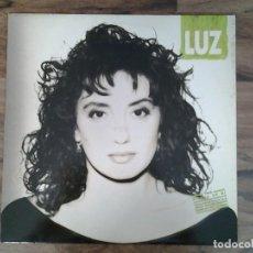 Discos de vinilo: LUZ CASAL -A CONTRALUZ- LP HISPAVOX 1991 042 798507 EN MUY BUENAS CONDICIONES.. Lote 163504358