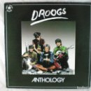 Discos de vinilo: DROOGS - ANTHOLOGY - 1987 - MUSIC MANIAC RECORDS MM005 - CON ENCARTE. Lote 163512218