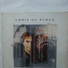 Discos de vinilo: CHRIS DE BURGH POWER OF TEN. Lote 163514766