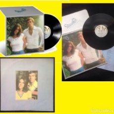 Discos de vinilo: CARPENTERS - HORIZON 1974, RARA COMPLETA 1ª EDIC ORG USA + ENCARTE, 1ª CARPETA DESPEGABLE !! EXC. Lote 163517174