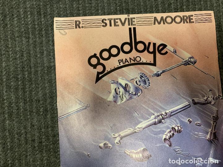 R. STEVIE MOORE ?– GOODBYE PIANO SELLO: FLAMINGO (3) ?– 49452 FORMATO: VINYL, 7 PAÍS: FRANCE (Música - Discos - Singles Vinilo - Electrónica, Avantgarde y Experimental)