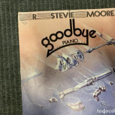 Discos de vinilo: R. STEVIE MOORE ?– GOODBYE PIANO SELLO: FLAMINGO (3) ?– 49452 FORMATO: VINYL, 7 PAÍS: FRANCE . Lote 163531370