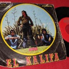 Dischi in vinile: ANTONIO EL KALIFA MARI NO ME COMPADEZCAS/YA NO QUIERO VERTE 7 SINGLE 1975 ACROPOL RUMBA RUMBAS. Lote 163548794