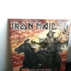 Discos de vinilo: 2LP IRON MAIDEN - DEATH ON THE ROAD - 2 LP - NEW & SEALED -. Lote 293998788