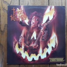 Discos de vinilo: FASTWAY - TRICK OR TREAT. Lote 163550578