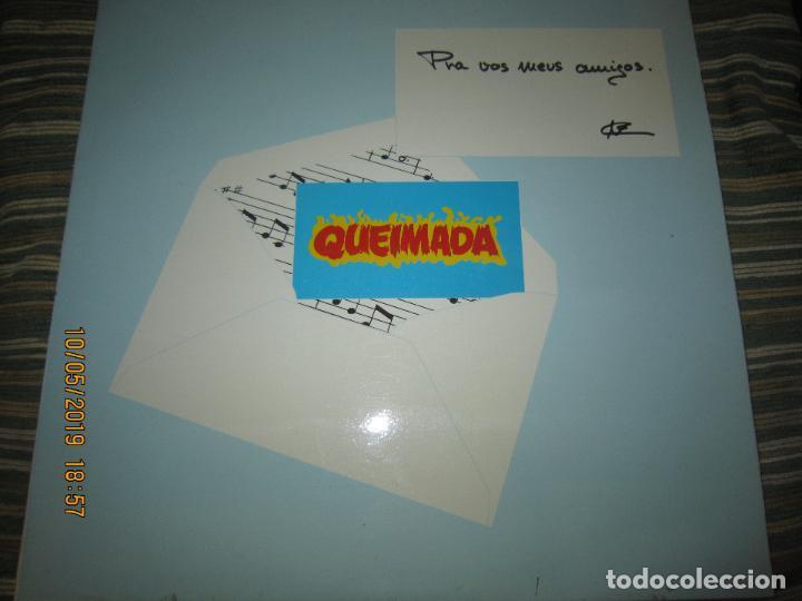 QUEIMADA - PRA VOS MEUS AMIGOS LP - ORIGINAL ESPAÑOL - 21 RECORDS 1985 - MUY NUEVO (5) (Música - Discos - LP Vinilo - Grupos Españoles de los 70 y 80)
