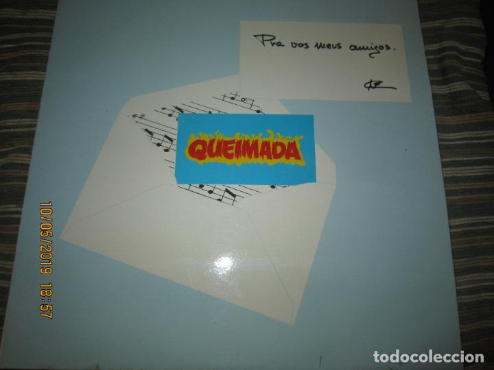 Discos de vinilo: QUEIMADA - PRA VOS MEUS AMIGOS LP - ORIGINAL ESPAÑOL - 21 RECORDS 1985 - MUY NUEVO (5) - Foto 6 - 163552662