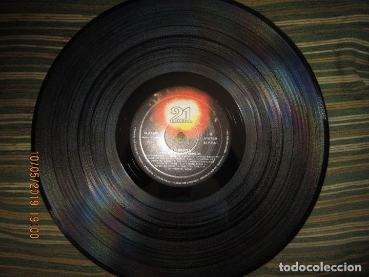 Discos de vinilo: QUEIMADA - PRA VOS MEUS AMIGOS LP - ORIGINAL ESPAÑOL - 21 RECORDS 1985 - MUY NUEVO (5) - Foto 12 - 163552662