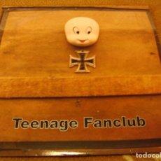 Discos de vinilo: TEENAGE FANCLUB MAXI SINGLE THE CONCEPT CREATION RECORDS UK 1991. Lote 163566242