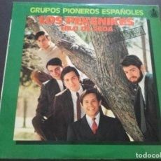 Discos de vinilo: LOS PEKENIKES- HILO DE SEDA . Lote 163580758