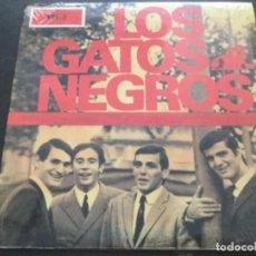 Discos de vinilo: LOS GATOS NEGROS - VOL. 2 . Lote 163581422