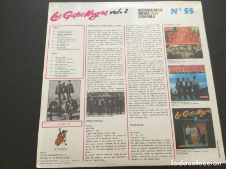 Discos de vinilo: Los Gatos Negros - vol. 2 - Foto 2 - 163581422