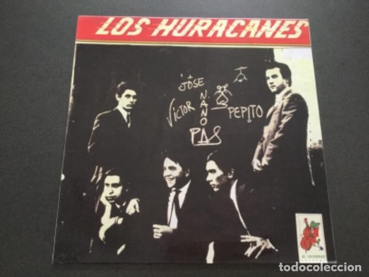 LOS HURACANES . HISTORIA DE LA MÚSICA POP, N 93 (Música - Discos - LP Vinilo - Grupos Españoles 50 y 60)