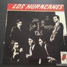 Discos de vinilo: LOS HURACANES . HISTORIA DE LA MÚSICA POP, N 93. Lote 163581906