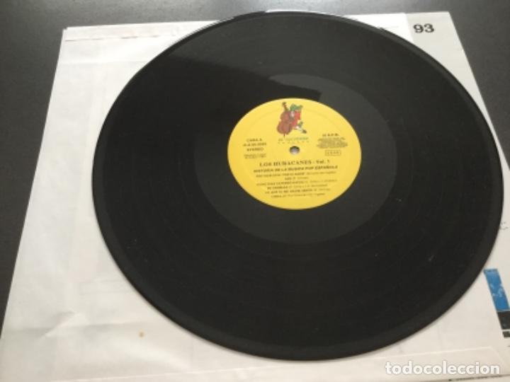 Discos de vinilo: Los Huracanes . Historia de la música pop, n 93 - Foto 3 - 163581906