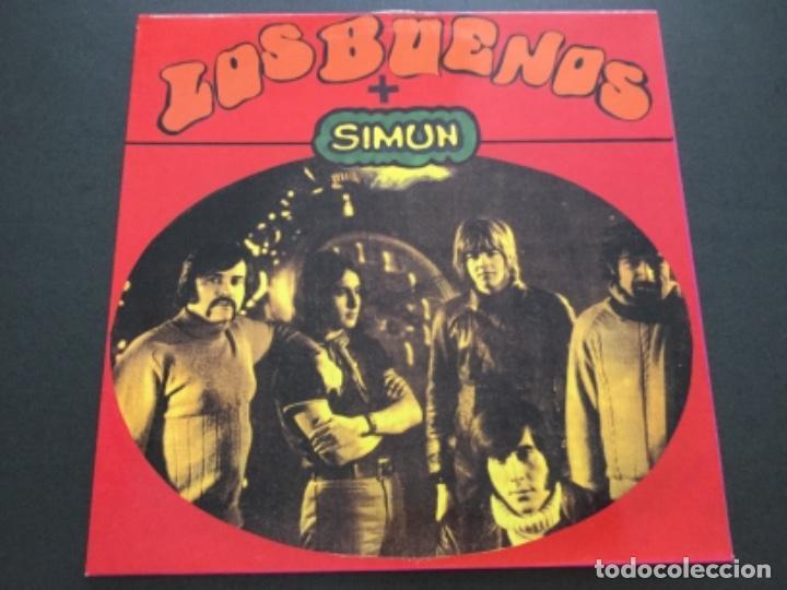 LOS BUENOS + SIMUN (Música - Discos - LP Vinilo - Grupos Españoles 50 y 60)