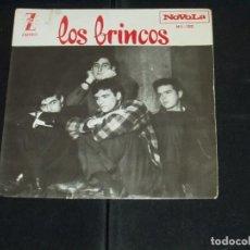 Discos de vinilo: BRINCOS EP . Lote 163583294