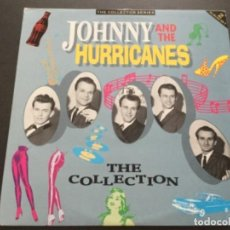 Discos de vinilo: JOHNNY AND THE HURRICANES - THE COLLECTION . UK . 2LP,. Lote 163583518