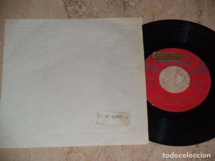 LOS BETA - LA TRAMONTANA / LOS BIGOTES / THANK U VERY MUCH / MUNDO / RARE PROMOCIONAL-1968-SONOPLAY (Música - Discos de Vinilo - EPs - Grupos Españoles 50 y 60)