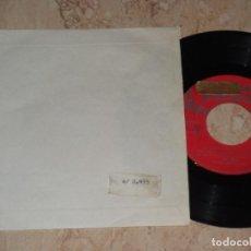 Discos de vinilo: LOS BETA - LA TRAMONTANA / LOS BIGOTES / THANK U VERY MUCH / MUNDO / RARE PROMOCIONAL-1968-SONOPLAY. Lote 163583826