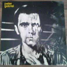 Discos de vinilo: PETER GABRIEL -PETER GABRIEL - LP CHARISMA 1980 ED. ESPAÑOLA 9124054 MUY BUENAS CONDICIONES.. Lote 163585702