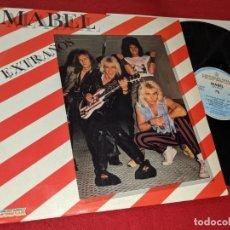 Discos de vinilo: MABEL EXTRAÑOS LP 1981 HISPAVOX EDICION ESPAÑOLA SPAIN. Lote 163586278