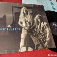 Discos de vinilo: NELSON AFTER THE RAIN LP 1990 GEFFEN EDICION ALEMANA GERMANY. Lote 163587022