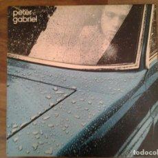 Discos de vinilo: PETER GABRIEL - PETER GABRIEL - LP CHARISMA 1977 CDS 4006 ED. ORIGINAL INGLESA MUY BUENAS CONDICIONE. Lote 163587206