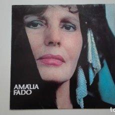 Discos de vinilo: AMALIA RODRIGUES LP FADO JACKPOT 1982. Lote 163592242