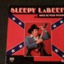 Discos de vinilo: LP-SLEEPY LABEEF-ROCK DE PESO PESADO-CHARLY RECORDS-1980. Lote 163604514