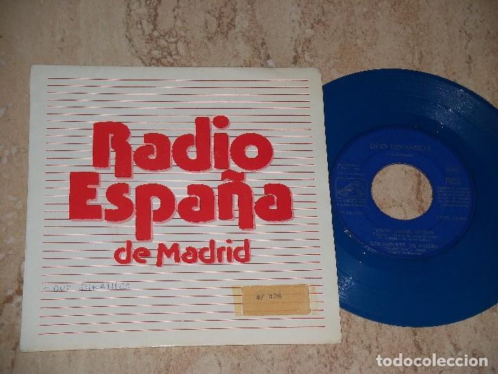 DUO DINAMICO * VIVIR AMAR SOÑAR * LOCAMENTE TE AMARÉ * KANSAS CITY * PEQUEÑA QUIEREME * 1960-PROMO (Música - Discos de Vinilo - EPs - Grupos Españoles 50 y 60)