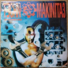 Disques de vinyle: TECHNOMAKINITA 3 - SINGLE PROMO SPAIN 1992. Lote 163607678