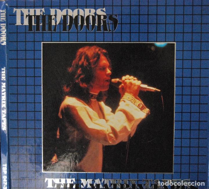THE DOORS MATRIX TAPES (Música - Discos - LP Vinilo - Pop - Rock Extranjero de los 50 y 60)