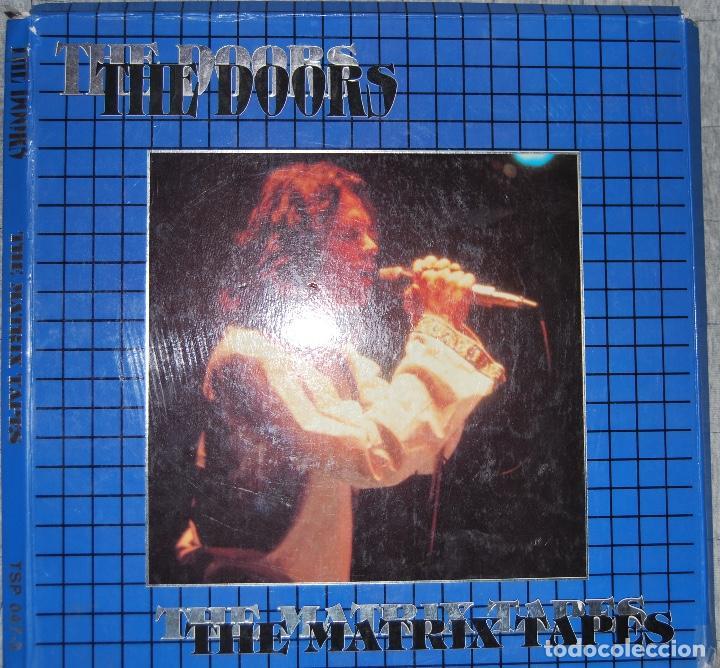 Discos de vinilo: THE DOORS MATRIX TAPES - Foto 5 - 163608706