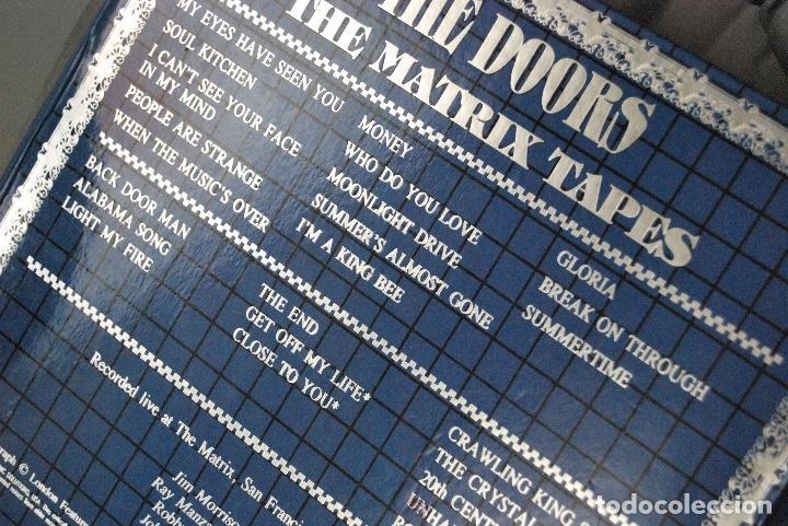 Discos de vinilo: THE DOORS MATRIX TAPES - Foto 10 - 163608706